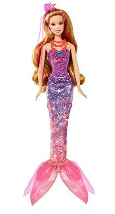 Barbie and The Secret Door Transforming 2-in-1 Mermaid Doll Barbie http://www.amazon.com/dp/B00IVOUEE4/ref=cm_sw_r_pi_dp_veeTub03C7J57