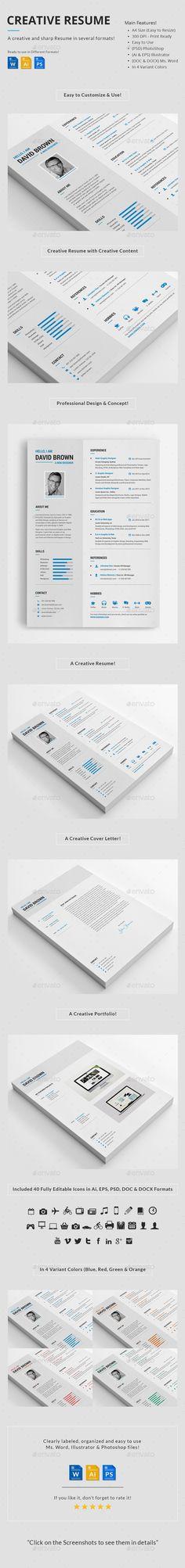Cv Originaux Que Vous Voudrez Immdiatement Copier  Design