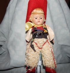 1952 Vogue Cowboy Doll Go Westward Ho ORIGINAL VINTAGE and RARE - Boston Estate #VOGUEDOLL #Ginny