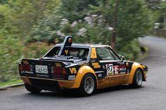 1979年「フィアットX1/9プロトティーポ仕様」。タイム差1秒600で13位。 Fiat Sport, Fiat X19, Automobile, Fiat Abarth, Small Cars, Rally Car, Amazing Cars, Courses, Cars And Motorcycles