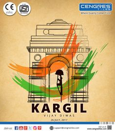 On #KargilVijayDiwas,  We salute the War Heroes who defended the Nation and sacrificed their lives to serve the Nation.  #Kargil #Heroes #Salute #Nation
