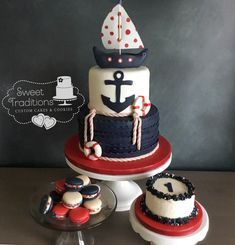 Sweet Traditions all start with scratch baked custom cakes and cookies made for every occasion First Birthday Parties, First Birthdays, Birthday Cake, Sweet Memories, Nautical Theme, Custom Cakes, Cake Cookies, Sweet Treats, Traditional