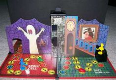 Which Witch? Board Game One Of My Favorite Games As A Child
