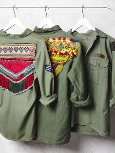 bb623b45c106 Free People Gypsy River Embellished Jacket