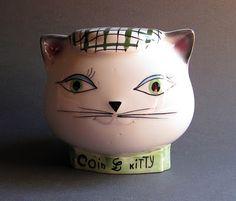 Holt Howard - Coin Kitty by SECLA, 1962
