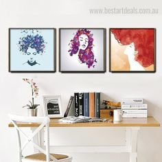Our professional digital artists know how to make a statement art! A gorgeously styled dona masks wall art set for decoration. #studyroomdecor #homelove #photoprint #digitalart 3 Piece Canvas Art, Abstract Canvas Art, Canvas Art Prints, Study Room Decor, Wall Art Decor, Online Art Store, Modern Frames, Wall Art Sets, Masks
