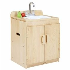 Premium Solid Maple Sink