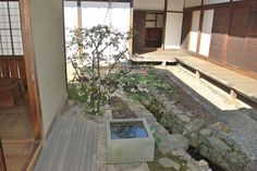 Shofuso Japanese House and Garden by The West End, via Flickr