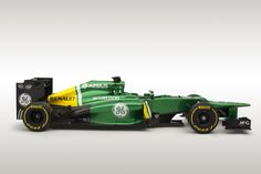 Image rights and ownership are of the Caterham Formula 1 Team and courtesy of F1 site F1 Fanatic.