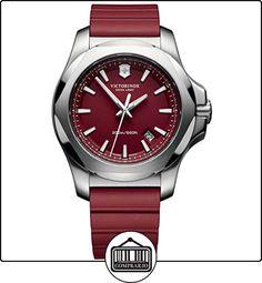 Victorinox-Reloj de pulsera hombre i.n.o.x. analógico de cuarzo plástico 241719.1 de  ✿ Relojes para hombre - (Gama media/alta) ✿