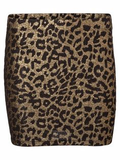 LEOPARD MINI SKIRT VERO MODA Holiday Countdown contest. Pin to win the style!