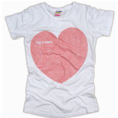 Cutesy Heart Tee