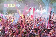 Color Run Singapore 17 Aug 2013