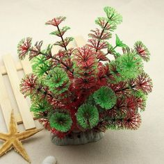 Colorful Artificial Simulation Fake Plants Grass Aquarium Landscaping Fish Tank Artificial Plants Aquarium For Decorations Fake Plants, Green Plants, Artificial Plants, Habitat Store, Aquarium Decorations, Planted Aquarium, Fish Tank, Habitats, Grass