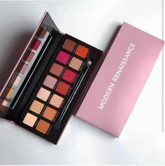 Cheap brand eyeshadow palette, Buy Quality eyeshadow brand palette directly from China eyeshadow palette Suppliers: 	   																  							SUMMER BRAND NEW Makeup MODERN RENAISSANCE Anasta Beverly Hills Eyeshadow Palette