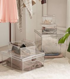 These are the most chic and functional pieces for a well-organized, Pinterest-perfect closet.