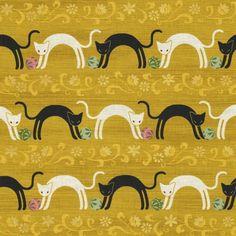Neko Cat Waves - Gold