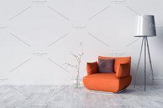 Interior background by pozitivo on @creativemarket