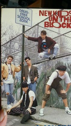 New Kids on the Block - Hangin' Tough (VHS, 1989) - I STILL have my copy!