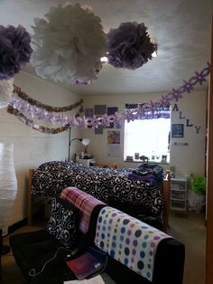 Dorm Decor from Hart Hall at Milligan College