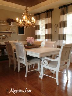 old home home opens into diningroom | My foyer opens directly into the dining room on the right, with the ...