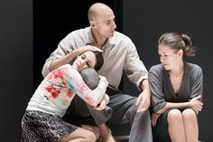 """""""A View From the Bridge"""" was revived this year in honor of the anniversary of playwright Arthur Miller's birth. After two sold-out runs in London, the play moved to NYC. Actress Nicola Walker talks about her role. Metro Theatre, Theater, Peter Firth, Nicola Walker, Young Vic, Mark Strong, Audio Drama, Broadway, Bridge"""