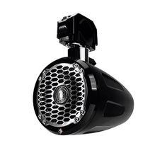 Rockford Fosgate M282-BWAKE Black Marine Speaker