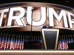 Donald Trump's RNC Speech Was a Terrifying Display of Nightmarish Authoritarianism
