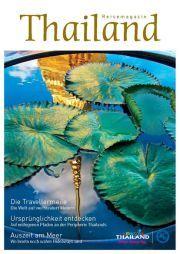 Thailand - a wonderful destination! Get the newest information! Order your magazine online!
