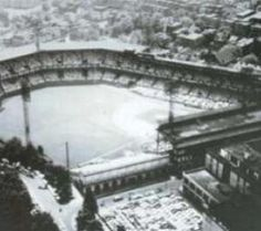 Forbes Field... Home of the Pirates from 1909 - 1970.