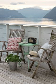 House of Turquoise: Huset ved Fjorden