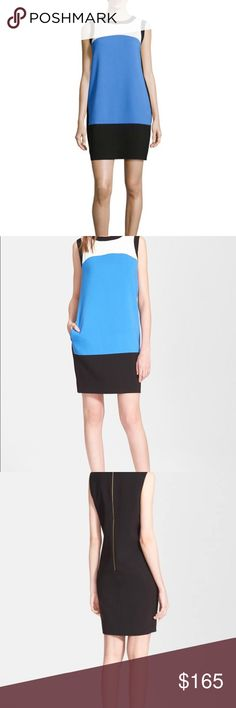 Kate Spade Maysie Colorblock Shift Sheath Dress 2 Brand new with tags kate spade Dresses