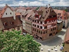 Das Albrecht-Dürer-Haus! Ein wunderschönes Fachwerkhaus in dem es viel zu entdecken gibt!
