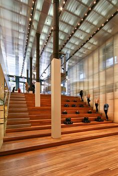 Prada Flagship Store - Rem Koolhaas and OMA by Scott Norsworthy, via Flickr