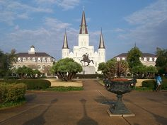 St. Louis Cathedral-New Orleans