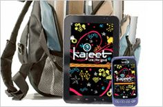 Kajeet - Safe cell phones for kids, includes parental controls and GPS.  Can set time limits & restrict usage.