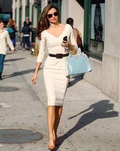 Miranda Kerr's stunning shoes