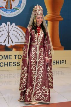 Circassian Muslim lady from Azerbaijan Perfect Muslim Wedding..