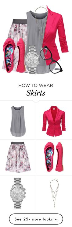 """""""skirt tag.."""" by polygirl06 on Polyvore"""