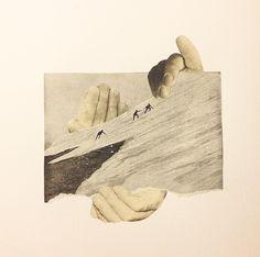 Te presto mis manos #collage #marisamaestre #handmadecollage #analoguecollage #art #arte #artist #collageart #collageartist #collageillustration #collage #lustracion #ilustracion #illustration #artwork #visualart #drawing #collagecollectiveco #collagecontemporary