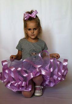 Spódniczka dziecięc dla dziewczynki tiulowa fiolet - moda_od_ms - Spódniczki dla dziewczynek Girls Dresses, Flower Girl Dresses, Tulle, Wedding Dresses, Skirts, Etsy, Fashion, Dresses Of Girls, Bride Dresses