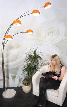 Five-Fingers-Lampe Stehlampe Stehleuchte ~ 220cm, orange ... http://www.amazon.de/dp/B00PRXFND4/ref=cm_sw_r_pi_dp_ep9gxb1QZY05F