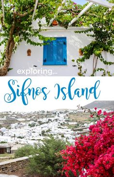 Today I'm continuing to share my Going Greek sailing story. This week is all about our visit to the island of Sifnos in the Cyclades islands… the island I was most excited to visit during our visit to Greece due to my mom's history with this very place!