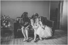 Flower Girl - Mr. and Mrs. Robinson // Clinton Library Wedding // Little Rock Arkansas | Cassie Jones Photography
