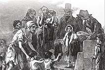 Irish Famine triggered mental illness in future generations of Irish, says historian | Irish News | IrishCentral