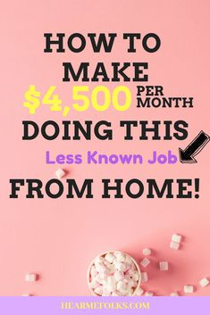 Scopist make money online! This amazing legitimate work from home job is the perfect fit for you if you are interested in - Earn Money at home Earn Money From Home, Earn Money Online, Make Money Blogging, Way To Make Money, Money Fast, Money Tips, Online Income, Work From Home Opportunities, Work From Home Tips