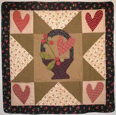 Jan Patek Quilts: February 2011