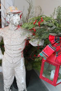 The Polohouse: Plaid Tidings: Favorites on the First's December Theme