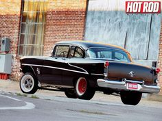 1955 olds              REAL SWEET !