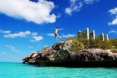Cayo Coco, Cuba Photo: O.Taillon A resort island on Cuba's north coast, Cayo Coco is linked to the mainland by a causeway. Cayo Coco, Oh The Places You'll Go, Cool Places To Visit, Places To Travel, Travel Destinations, Travel Tips, Dream Vacations, Vacation Spots, Khao Lak Beach